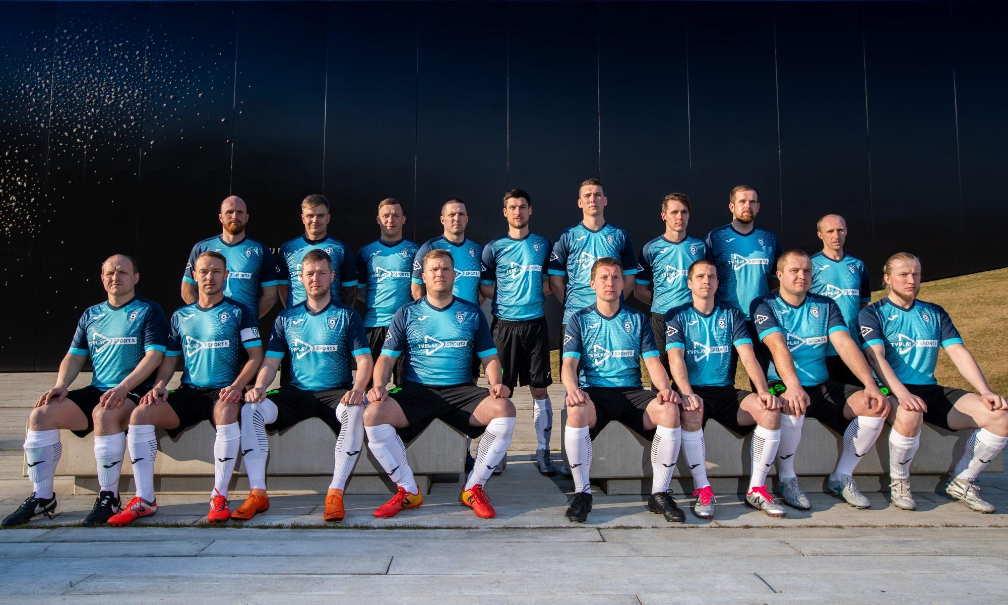 Maarjamäe FC Igiliikur - jalgpalliklubi aastast 2008